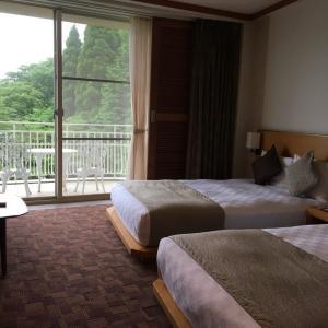 芦ノ湖のプリンスホテル