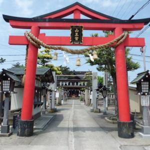 【 石川県 本折日吉神社(^-^)   】