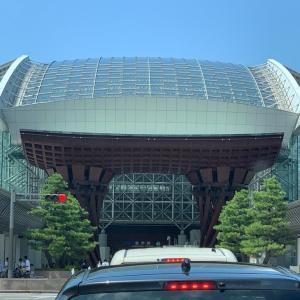 2019夏…飛騨から北陸ぐるっと旅(その肆 金沢編)