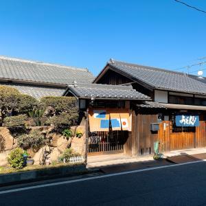 ゆったりと島時間が流れておりました(#^.^#)               直島町「石井商店」