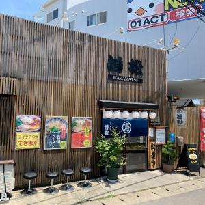 野菜モリモリ焦がし味噌の風味GOOD(*´з`)b            高松市「ラーメン若松」