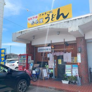 やはり、ここのカレーは美味い( *´艸`)                高松市「ふる里うどん」