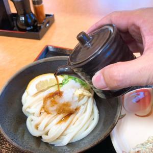 清々しい朝にピッタリの朝うどんでした♪              高松市「こがね製麺所 春日店」