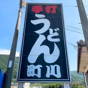具だくさん・・・麺もたくさん味噌天狗♪                坂出市「手打ちうどん町川」