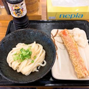 しょうゆうどんも美味かった♪               高松市「こだわり麺や 高松フレスポ店」