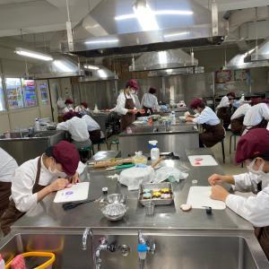 アイシングクッキー授業~常盤学園シェフパティシエ学院