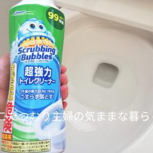 トイレ掃除はこすらない時代の到来!まだブラシを使っているあなたへ