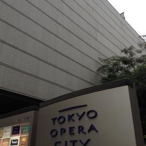 怪我とクラシック@東京オペラシティ