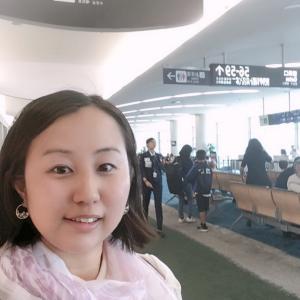 GWソウル旅行1日目①福岡→ソウル仁川,ソルロンタン,国立中央博物館