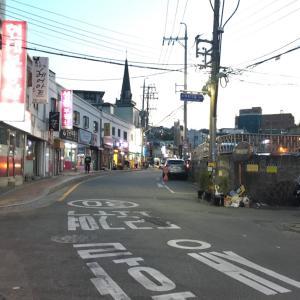 GWソウル旅行1日目②孤独のグルメ韓国出張編のデジカルビ屋さん