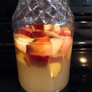 リンゴ酵母を作ってハードパンを焼く♪