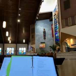 カトリック教会の一般公開ミサ開始