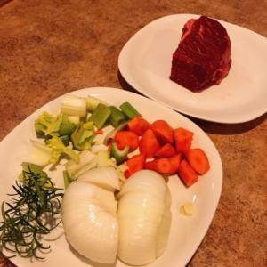 今夜は牛肉料理!~ポットロースト
