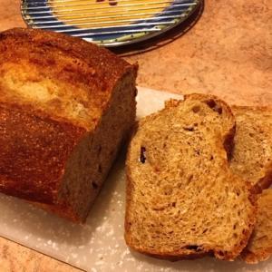 シュガーバタートップ~全粒粉入りのリッチな食パン