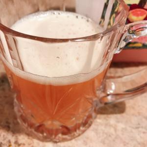 発酵しちゃった~ルビーレッドグレープフルーツジュース