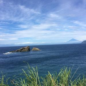 帰ります⑻伊豆の旅ブラタモリ