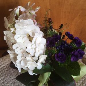 お知らせと6月の花