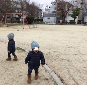 双子、1歳11ヶ月(20日目)