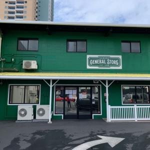 ローカルに人気のHamada General Store