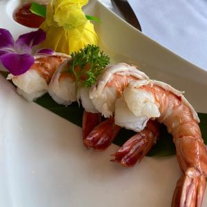 ★アラモアナホテルの最高のビューが見えるレストラン