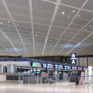 ★この日が最後の成田空港ラウンジになるとは!