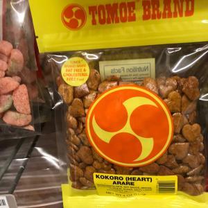★ハワイで買うTomoe Brandのアラレ
