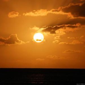 ★ハワイで見るサンセットは各別