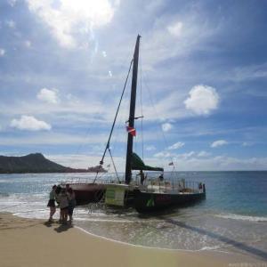 ★ハワイで過ごした事を思い出して・・・