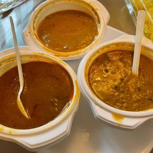 ★久し振りに食べたインドカレー