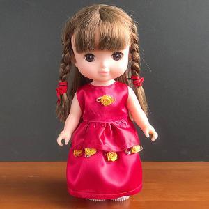 ソランちゃんのドレス ③