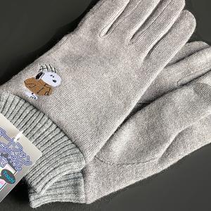 「スマホタッチパネル対応」手袋  &   幼児用立体マスク