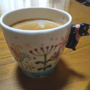 ホットコーヒー。