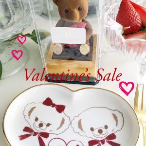 2/14まで♥バレンタインセール♥人気のアニベアが特価!