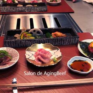銀座焼肉 Salon de AgingBeef♡