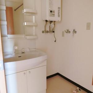① 洗面所のDIYはじまりました!! 『~賃貸編~』