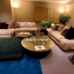 高級輸入家具ショールームの楽しみ方/高級インテリアコーディネート内装例