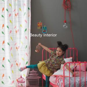 おしゃれで可愛い子供部屋インテリア女の子・キッズルーム2|高級インテリアコーディネート