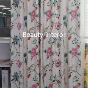 高級感あるカーテンのデザイン2|高級インテリアコーディネート