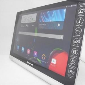 スタンドの付いたレノボ YOGA Tablet10 HD+
