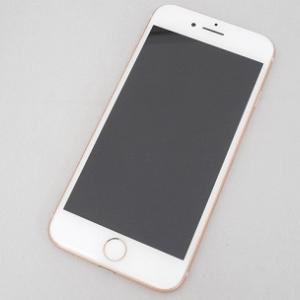 iPhone8 64GB ゴールド 中古品キズありです