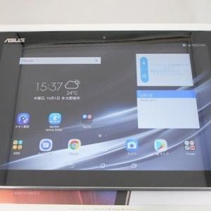 ASUS ZenPad 10 Z301MFL 中古品買取しました