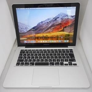 MacBook の初期化のやり方