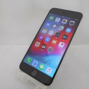 au iPhone 6 Plus 64GB スペースグレイ 中古品 販売中