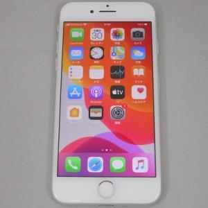 iPhone 7 128GB シルバー SIMロック解除済中古品販売中