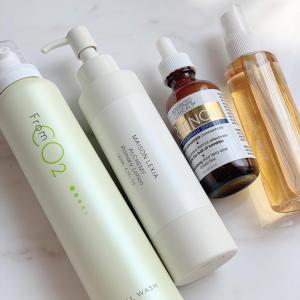 ++お気に入りの炭酸美容とスキンケア!フロムCO2 炭酸洗顔++