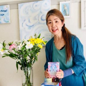 *サロン便り:オラクルカードの会@船橋 小さなサロン、開催しました*(Oct.10)