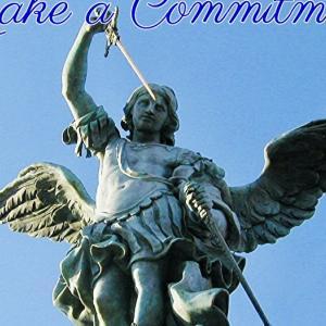 *誓いを立てる(Make a Commitment)*大天使ミカエルオラクルカードより、今日のエンジェルメッセージ(Jan.28)