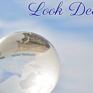 *守護天使:深層を探ってみましょう(Look Deeper)*セイント&エンジェルオラクルカードより、今日のエンジェルメッセージ(May 28)