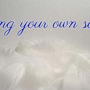 *カナリア:あなたの歌を歌いましょう(Sing your own song)*スピリットアニマルオラクルより、今日のエンジェルメッセージ(May 30)