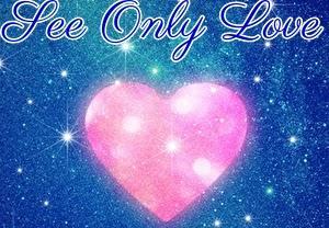 *愛だけを見つめる(See Only Love)*デイリーガイダンスオラクルカードより、今日のエンジェルメッセージ(Jul.8)